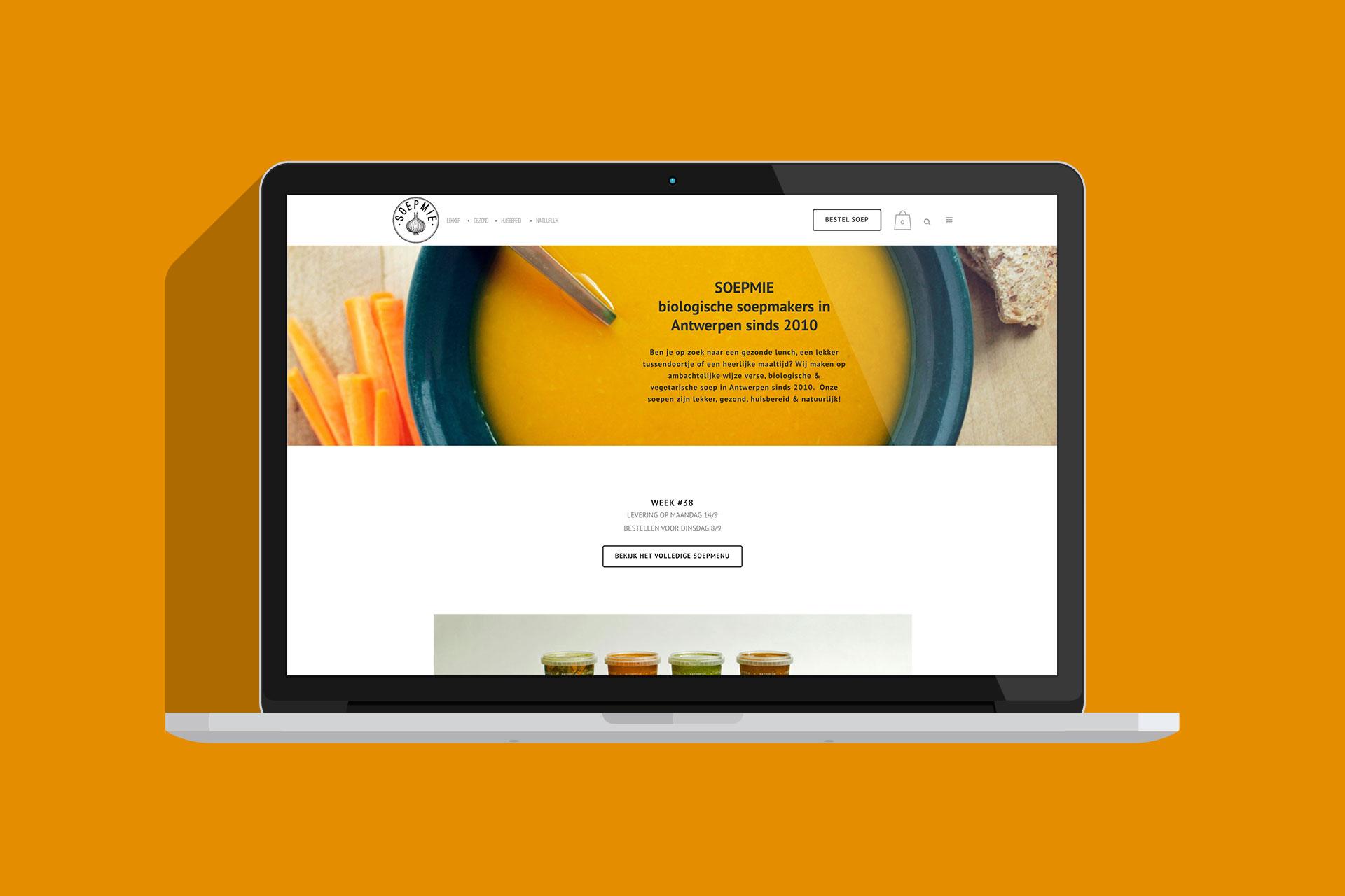 Soepmie websiteafbeelding