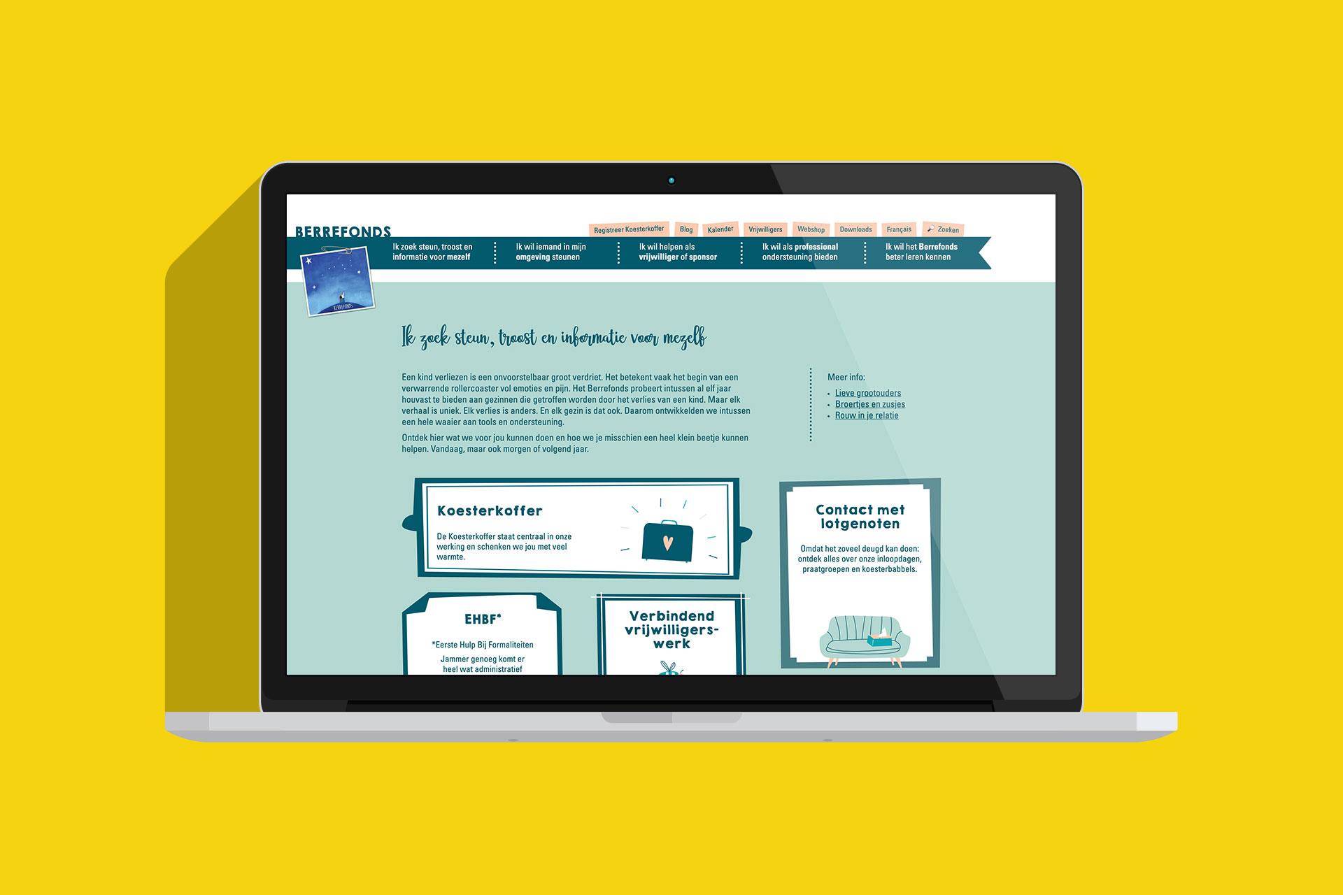 Berrefonds websiteafbeelding