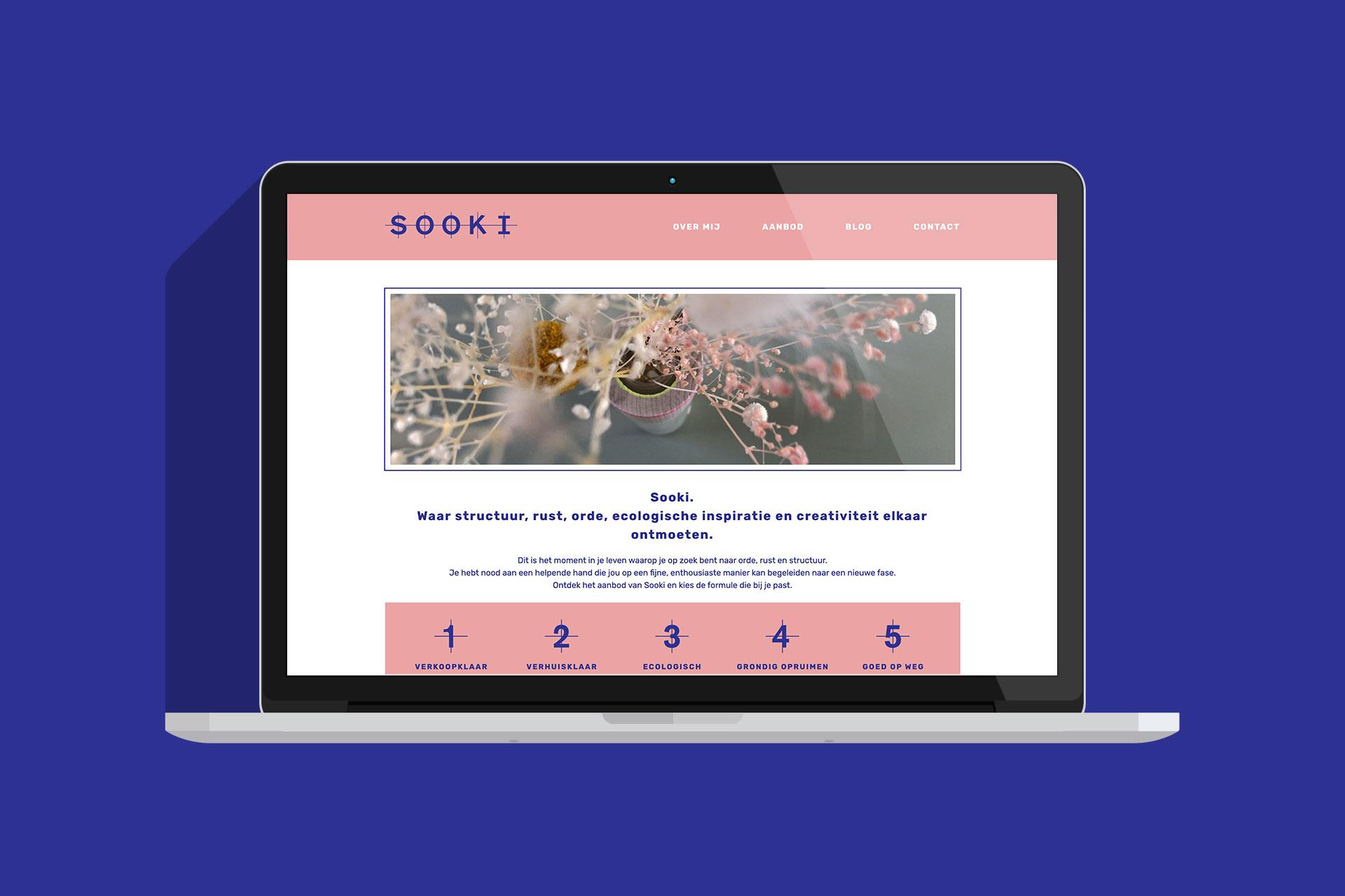 Sooki websiteafbeelding