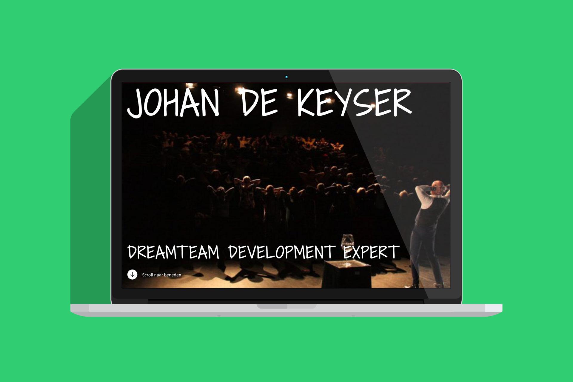 Johand De Keyser websiteafbeelding